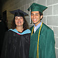 Me & Jesus, class president 2006