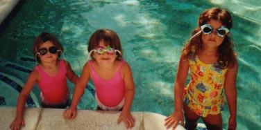 Poolgirls