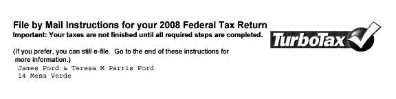 TaxReturn