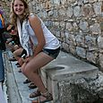 The open air potties at Ephesus