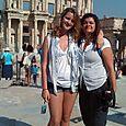 Jessi & Teri at Ephesus