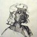 Self Portrait Series: Ink 2