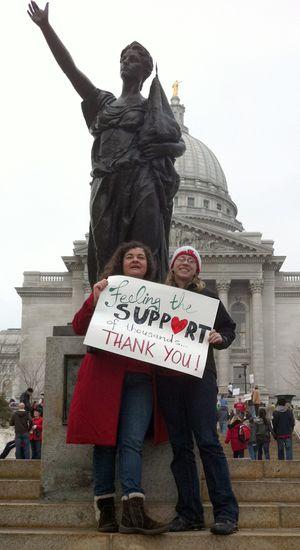 WisconsinProtest