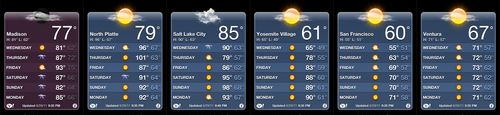 Weather5day