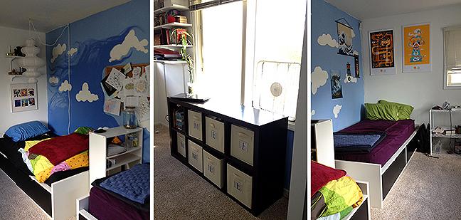 CleanBedroom