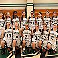 2012-13 Varsity Girls Basketball Team