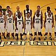 2012-13 JMM Varsity Boys Baskeball Team