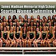 2012 Spartan Swim & Dive Team