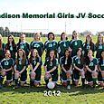 2012 JV Girls Soccer