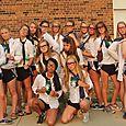 2012 Senior Girls Cross Country