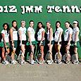 2012 Girls Tennis Seniors
