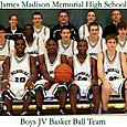 2005-06 JV Boys Boys Basketball Team