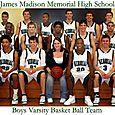 2005-06 Varsity Boys Basketball Team