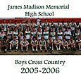 2005 Boys Cross Country Team