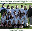 2005 Girls Golf