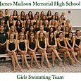 2005 Girls Swim