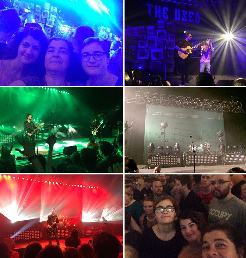 Chevelle Concert