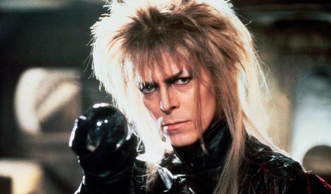 Bowie Dark Crystal