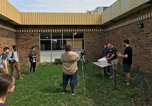 Filming Frontier