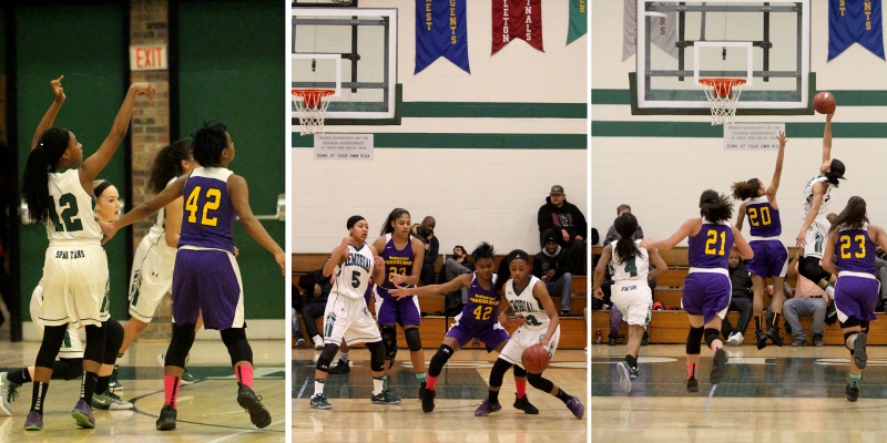 GBB vs East