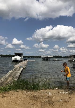 Balt at the Lake