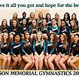 Gymnastics Poster 15-16