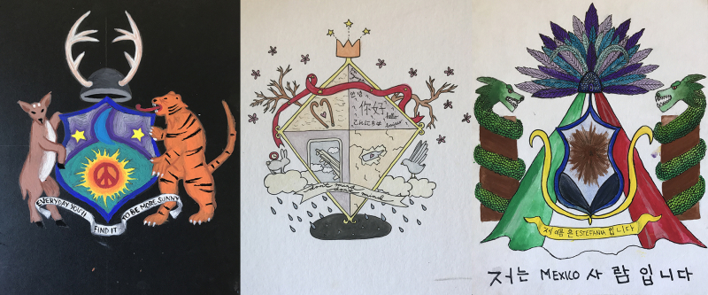 Coat of Arms Projects