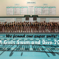 2017 Girls Swim & Dive Team