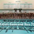 2017 Girls Swim & Dive Team
