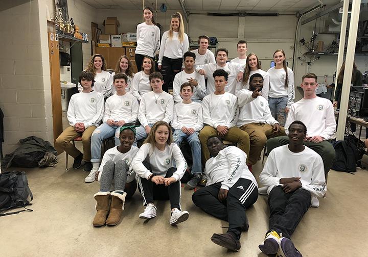 Yearbook Crew