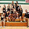 Girls Varsity Tennis 2014