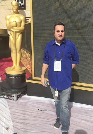 Jimmy at the Oscars