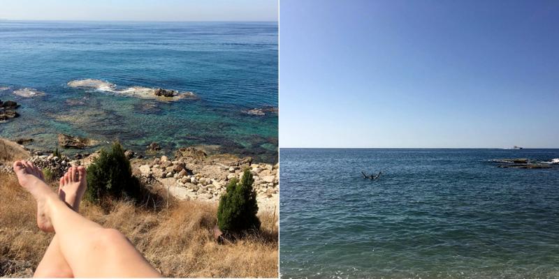 Monika Mediterranean Sea 2