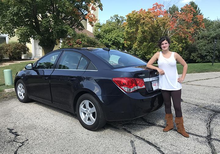 Erika's New Car