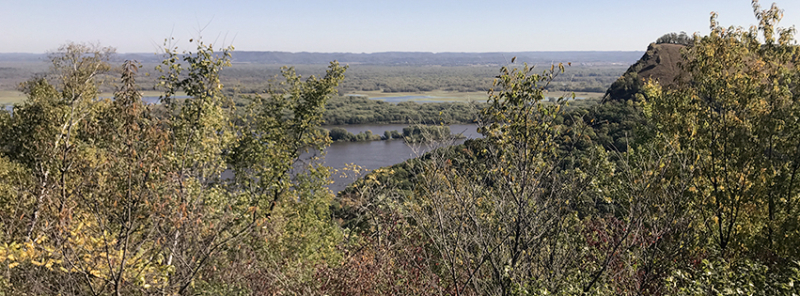 Great River Bluff State Park