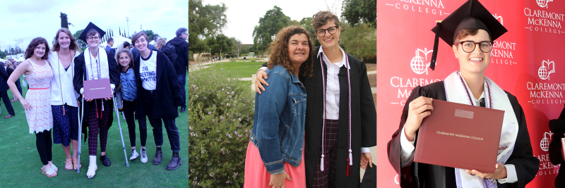 Monika Graduates