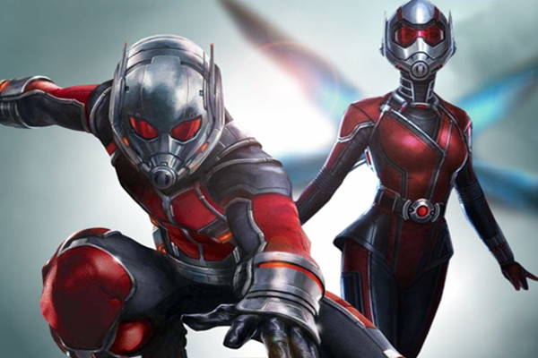 Wasp and antman