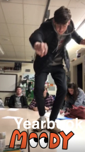 Dancing in Yearbook