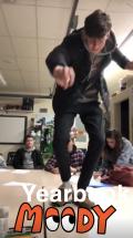 Dancing in Yearbook