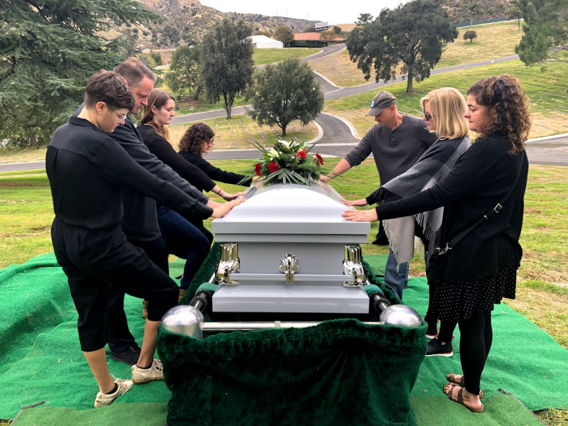 Franks Funeral