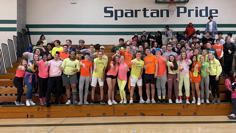 Spartan Pride