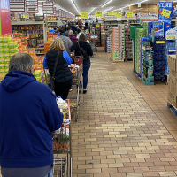 Grocery Line