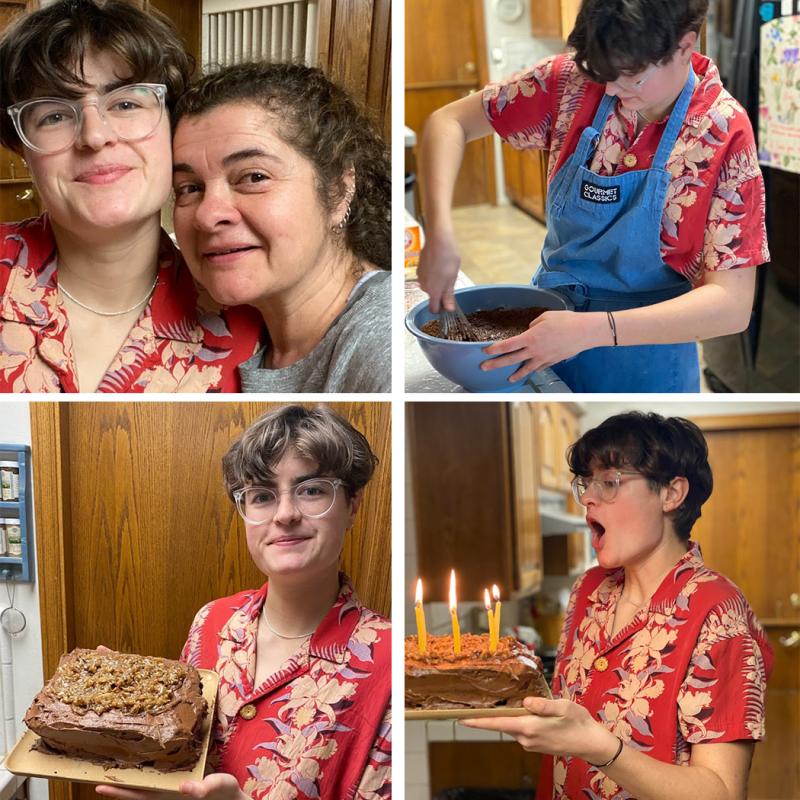 Monika Birthday