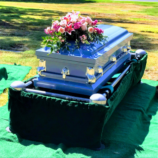 Lena Ford's Funeral