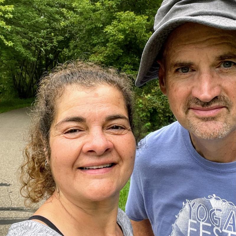 Teri and Jim