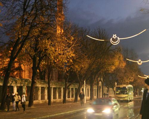 Streets of Sultanahmet, Istanbul