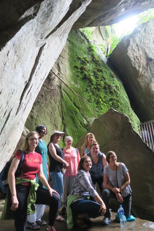Edakal Caves