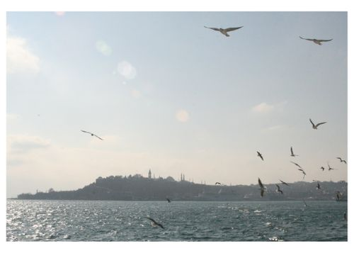 Istanbul by the Sea