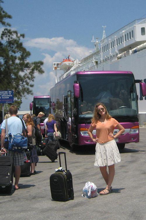Jessi In Transit