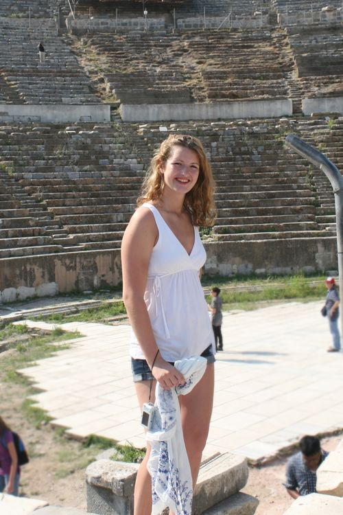 The Colosseum at Ephesus